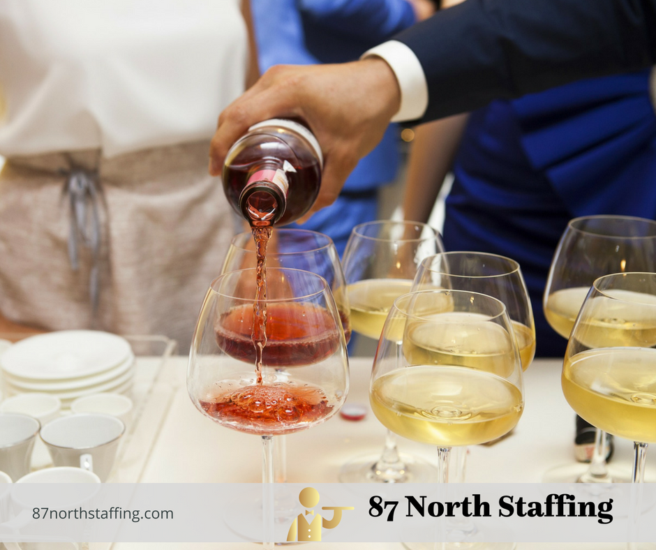 Why Hire Waitstaff for your Event?