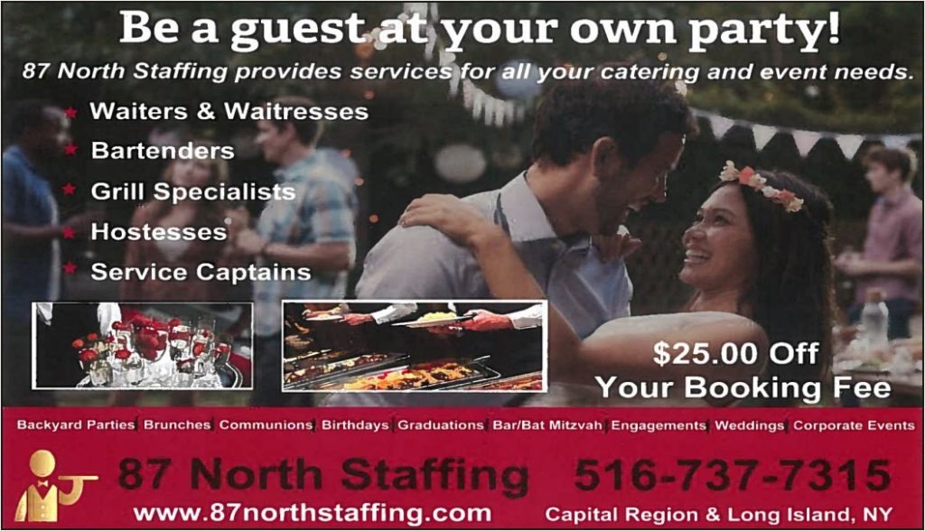 be a guest at your own party